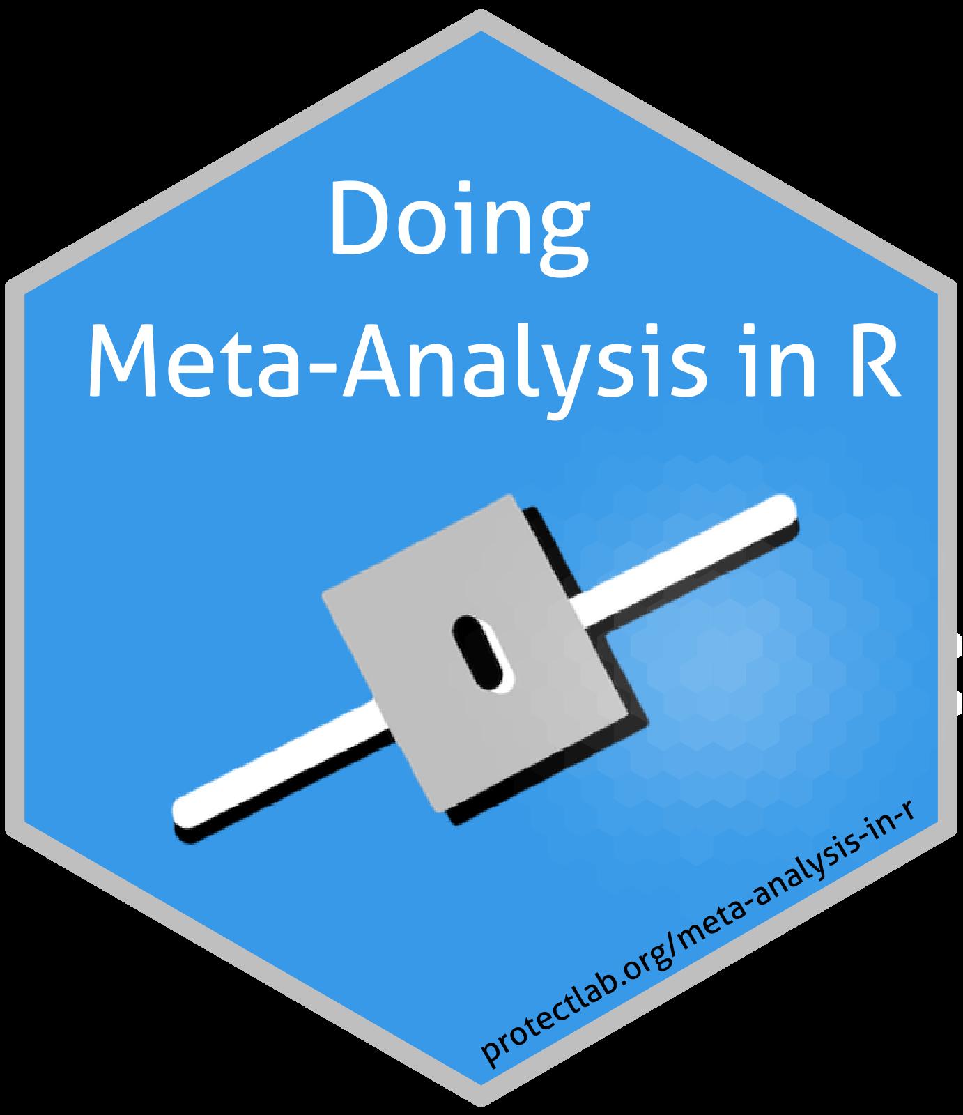 Doing Meta-Analysis in R