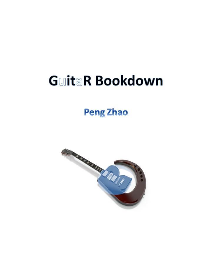 GuitaR Bookdown