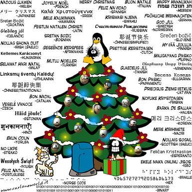 Bilingual Christmas songs