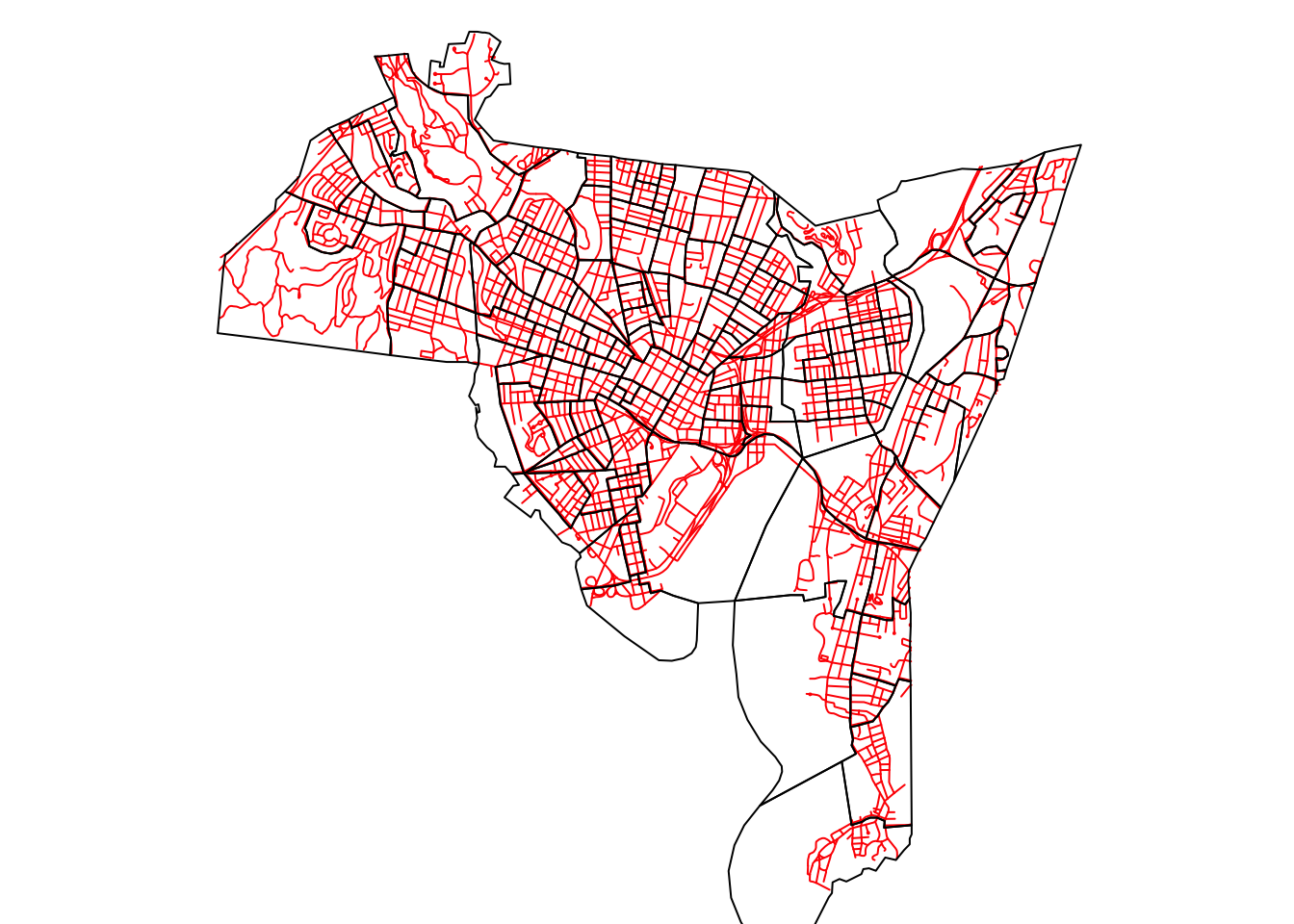 Code for An Introduction to Spatial Analysis and Mapping in R 2nd