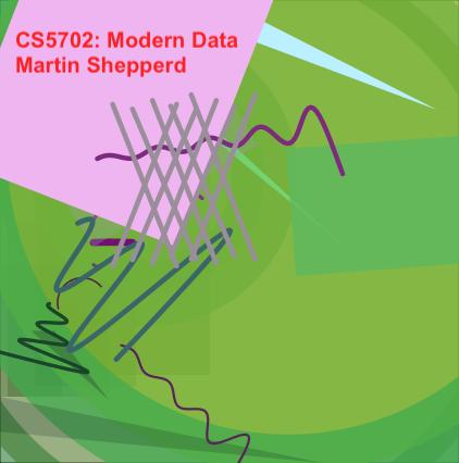 CS5702 Modern Data Book