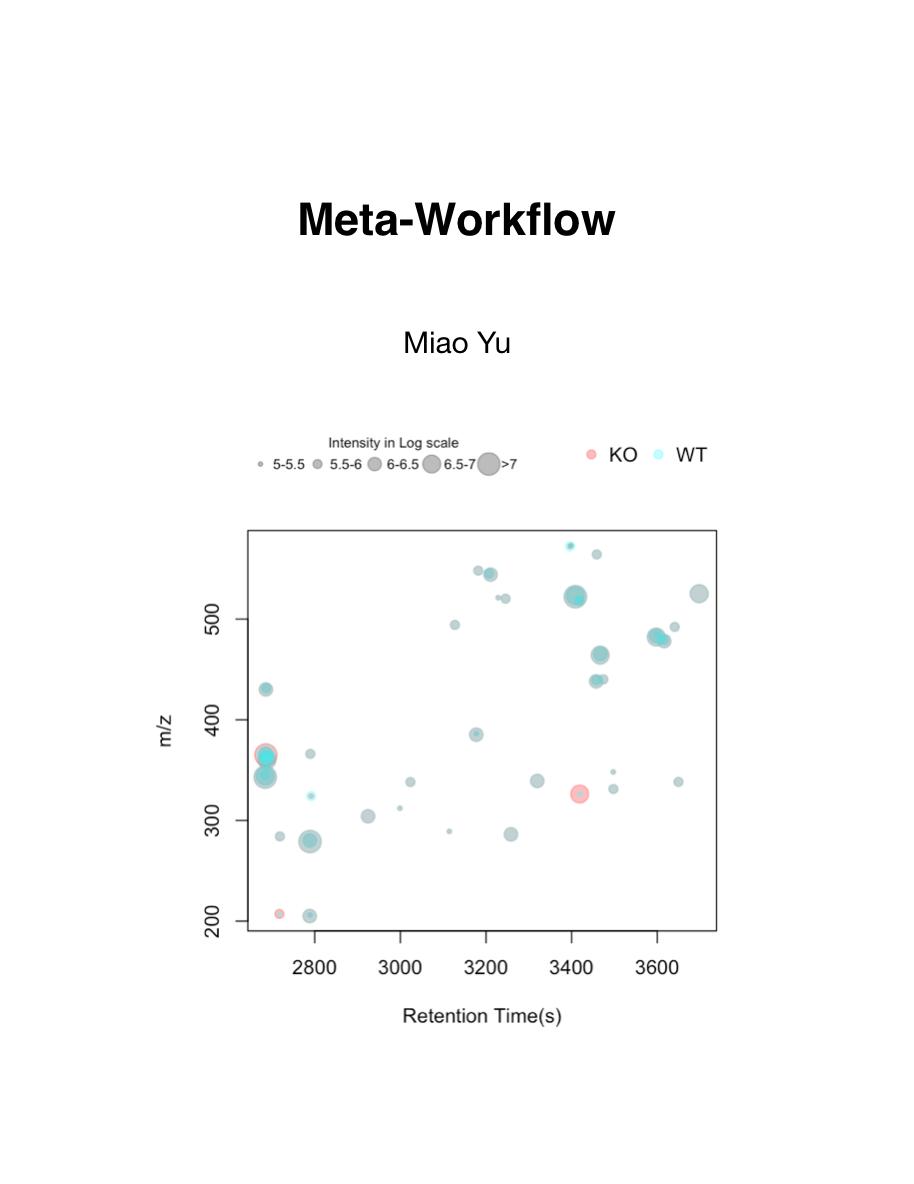Meta-Workflow